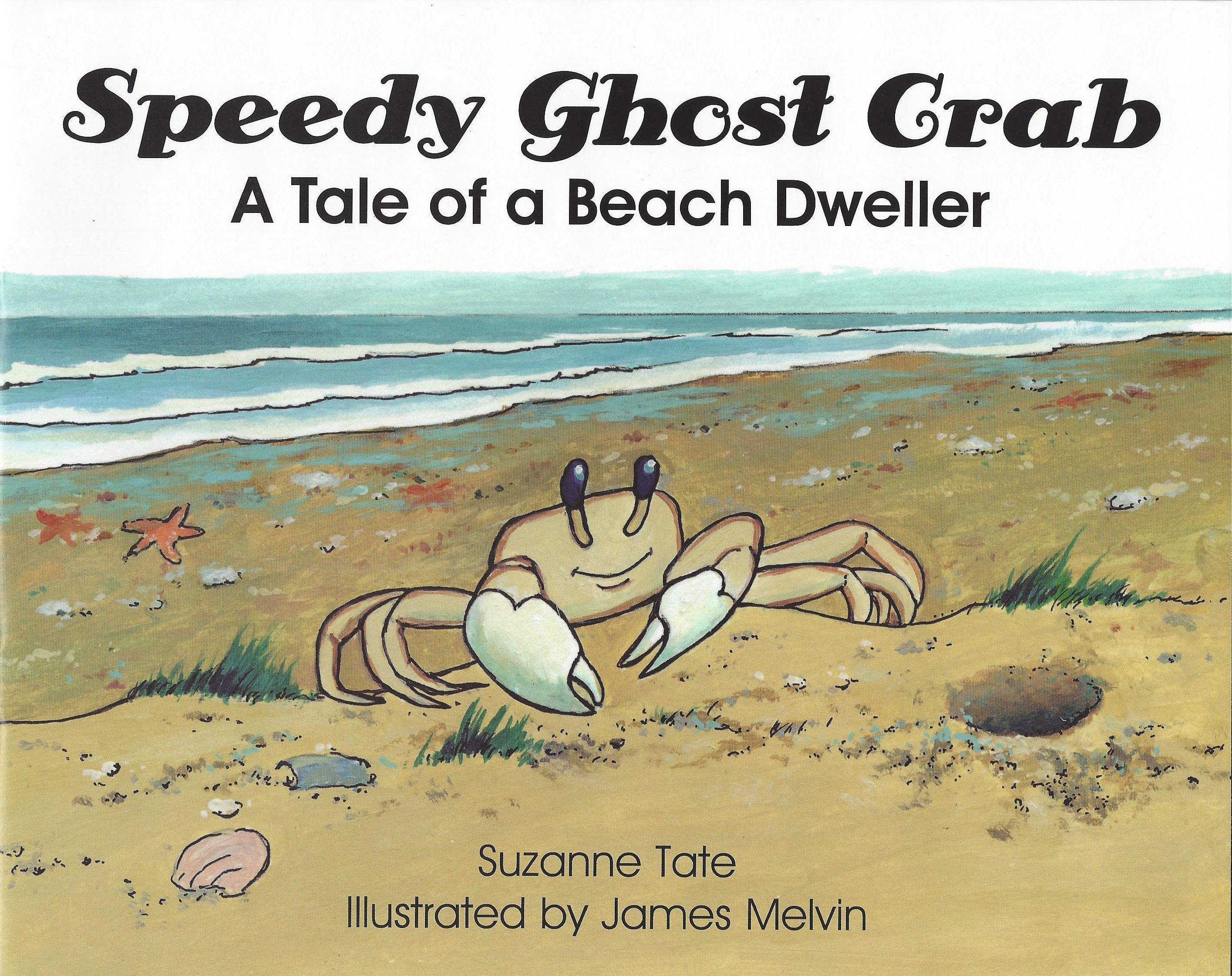 Speedy Ghost Crab
